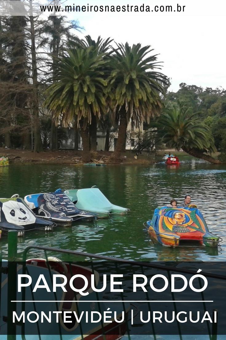 O Parque Rodó tem 43 hectares, distribuídos em parque de diversões, lago com pedalinho, castelo, onde funcionam uma biblioteca infantil e um pavilhão de música, museu e quadras de esportes.