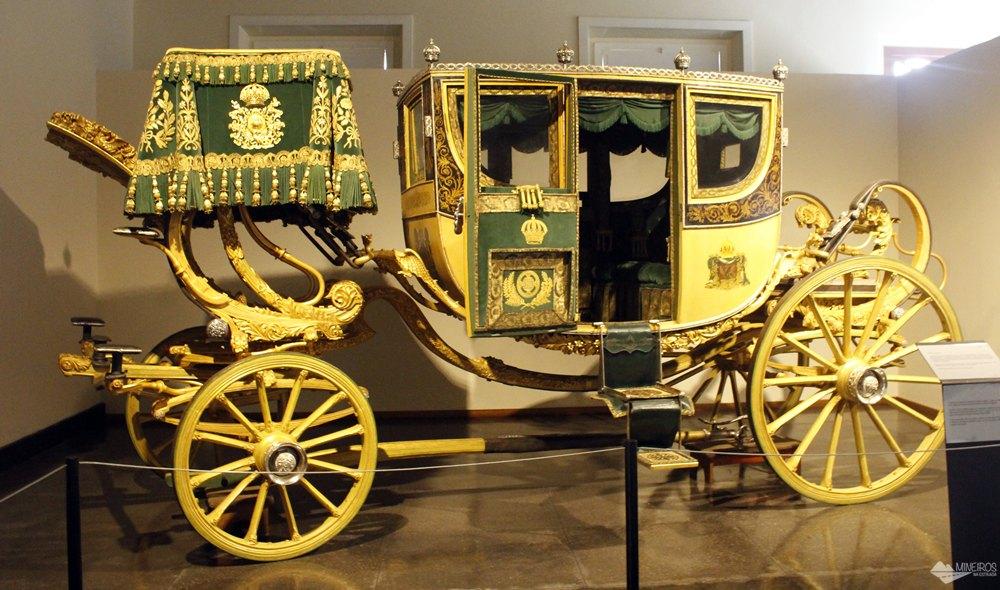Carruagem - Museu Imperial de Petrópolis