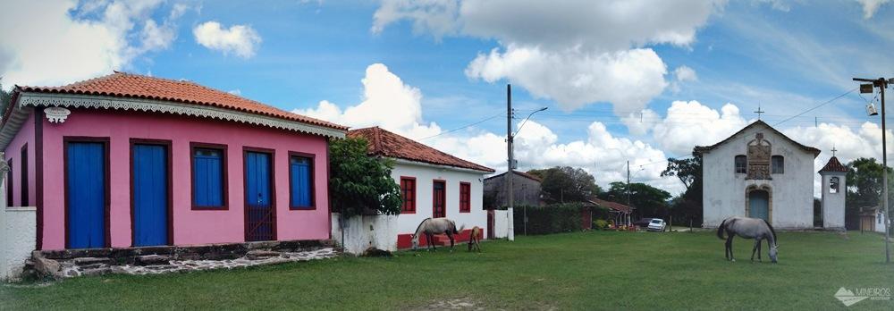 Vilarejo de Chapada, Lavras Novas
