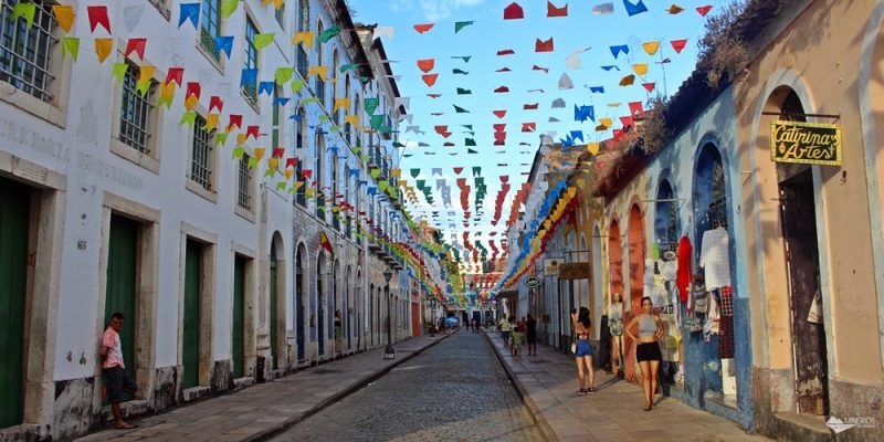 City Tour por São Luís, a Cidade dos Azulejos
