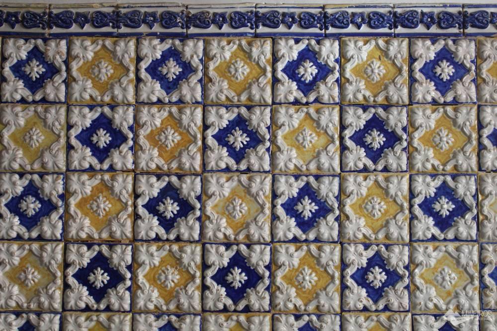 City tour São Luís - azulejos