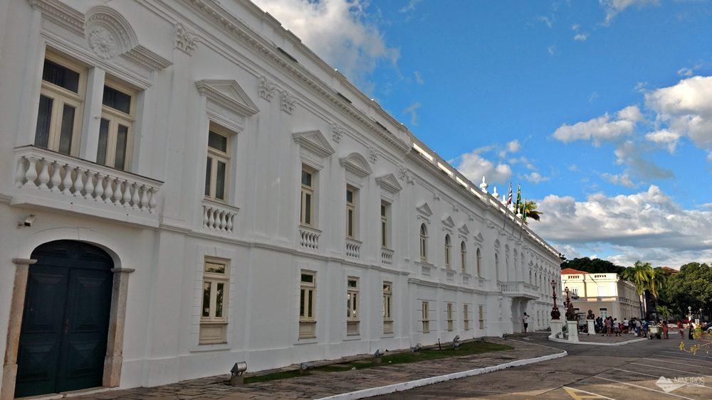 City tour São Luís - Palácio dos Leões