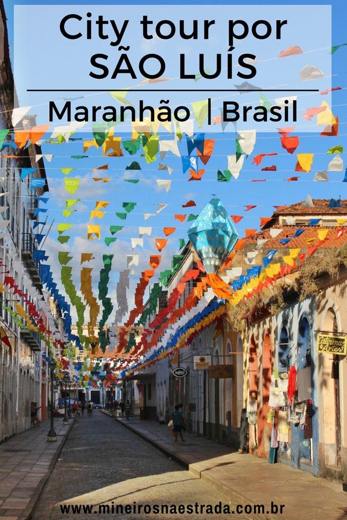 Como foi o city tour de três horas que fizemos por São Luís, capital do Maranhão, também conhecida como Cidade dos Azulejos e Jamaica Brasileira.