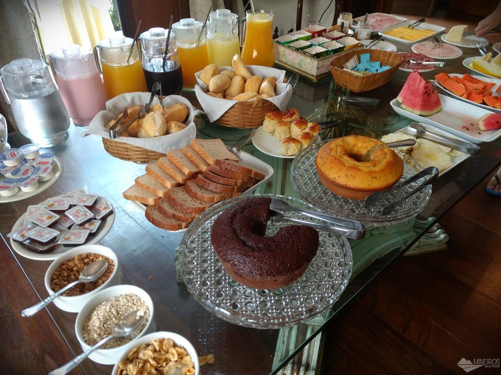 Hotel Casablanca Koeler - Café da manhã