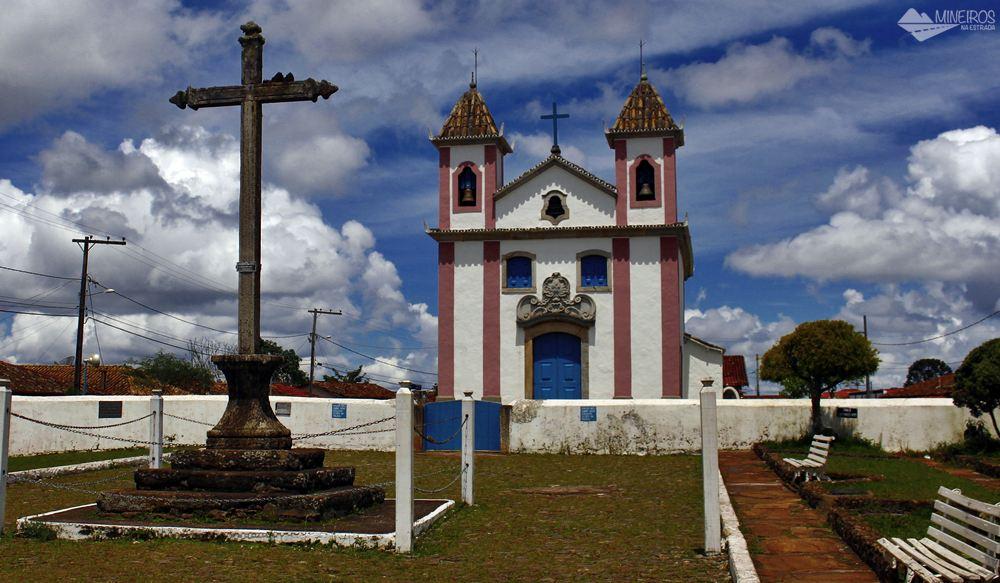 Igreja Matriz de Nossa Senhora dos Prazeres - Lavras Novas