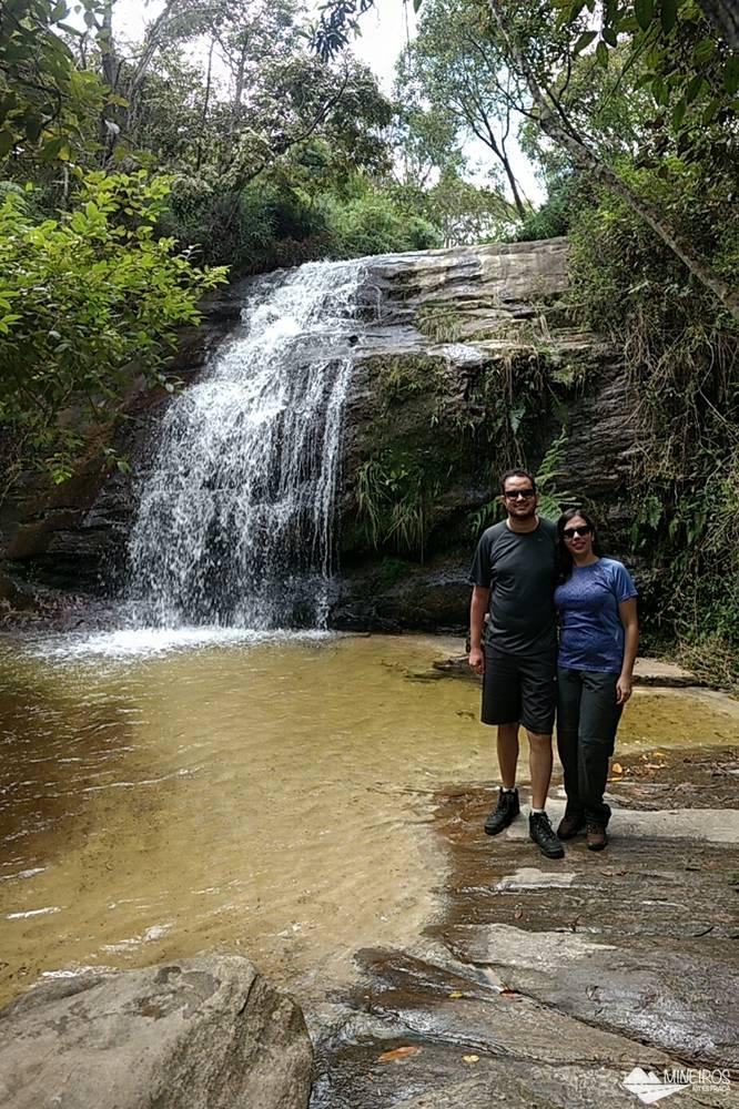 Cachoeira dos Namorados - passeio de 4x4 em Lavras Novas