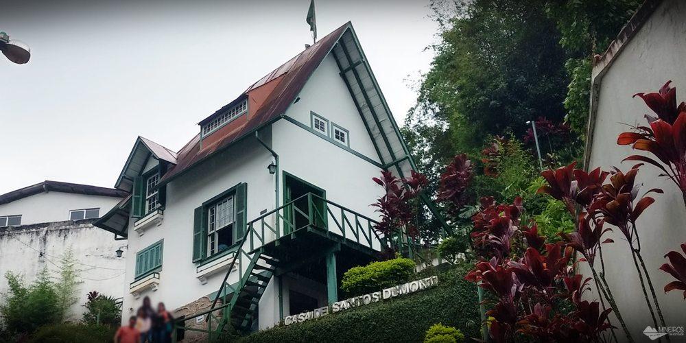 5 motivos para conhecer o Museu Casa de Santos Dumont, em Petrópolis
