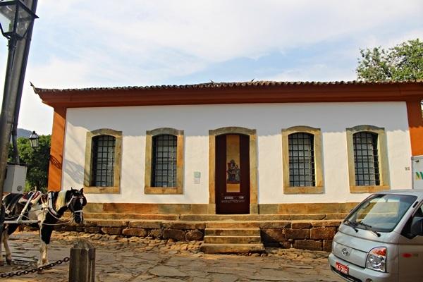 Museu de Santana - Tiradentes
