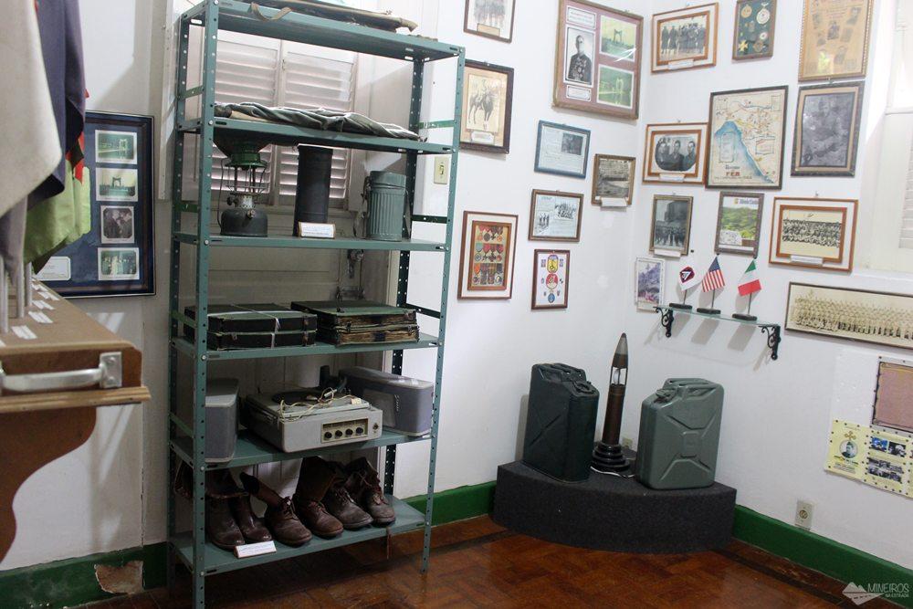 Museu da FEB - Petrópolis