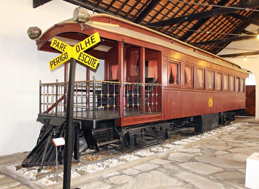 Museu Ferroviário de São João del Rei