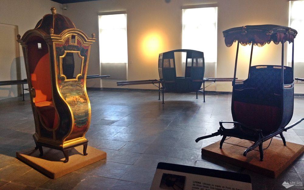 Liteiras - Museu Imperial de Petrópolis