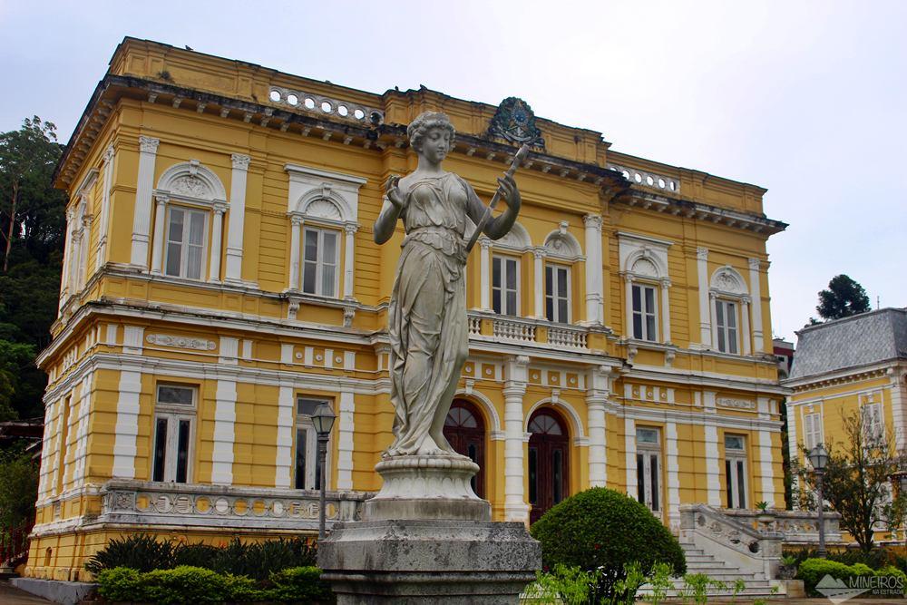 Palácio Rio Negro, em Petrópolis
