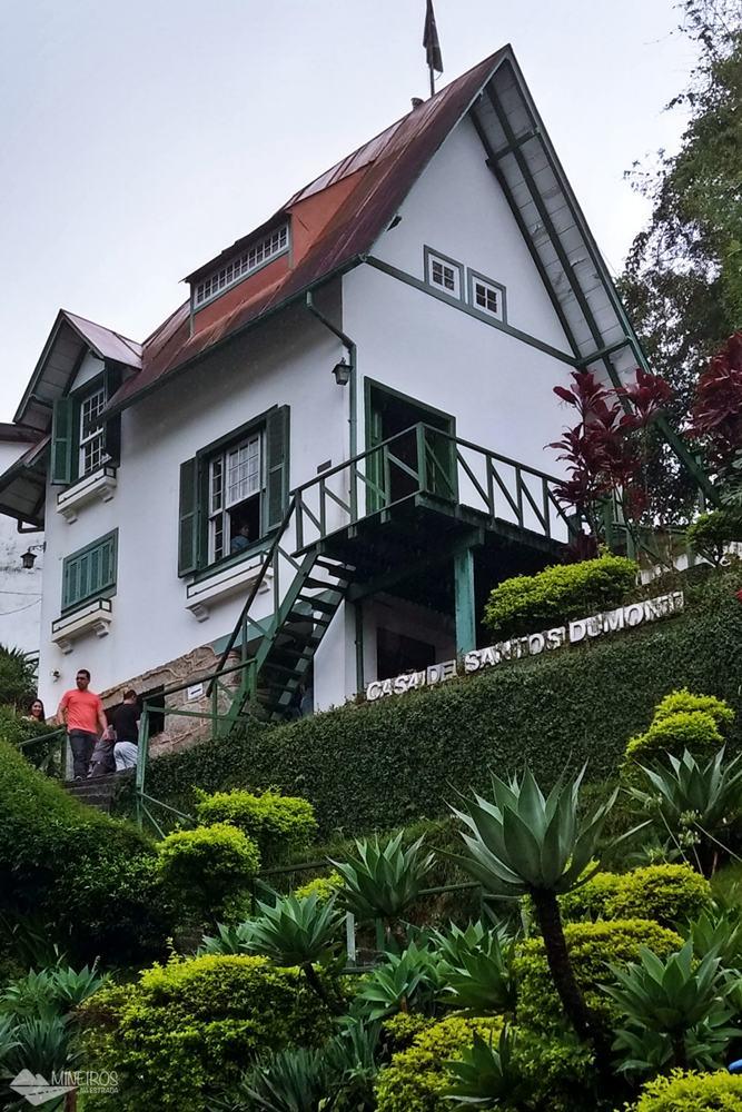Museu Casa de Santos Dumont - Petrópolis