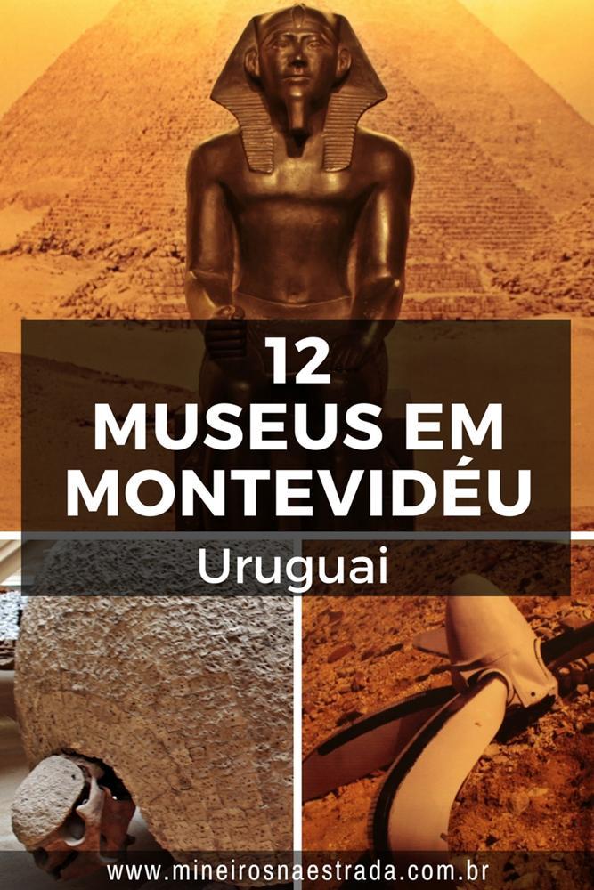 Montevidéu é uma cidade com muitas opções de programas culturais. Neste post, listamos alguns museus para você conhecer na capital do Uruguai.