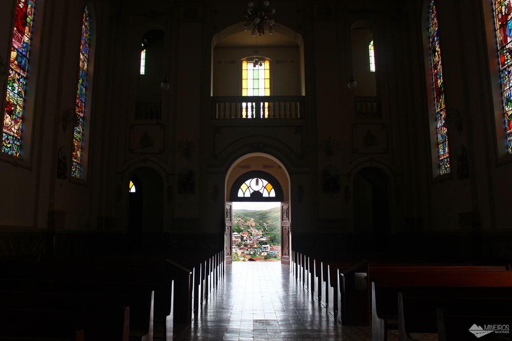 O que fazer em Conceição do Mato Dentro Santuário de Bom Jesus do Matozinhos