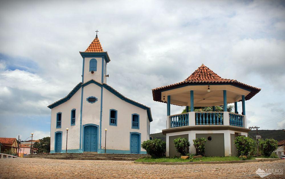 O que fazer em Conceição do Mato Dentro Igreja Nossa Senhora do Rosário dos Pretos