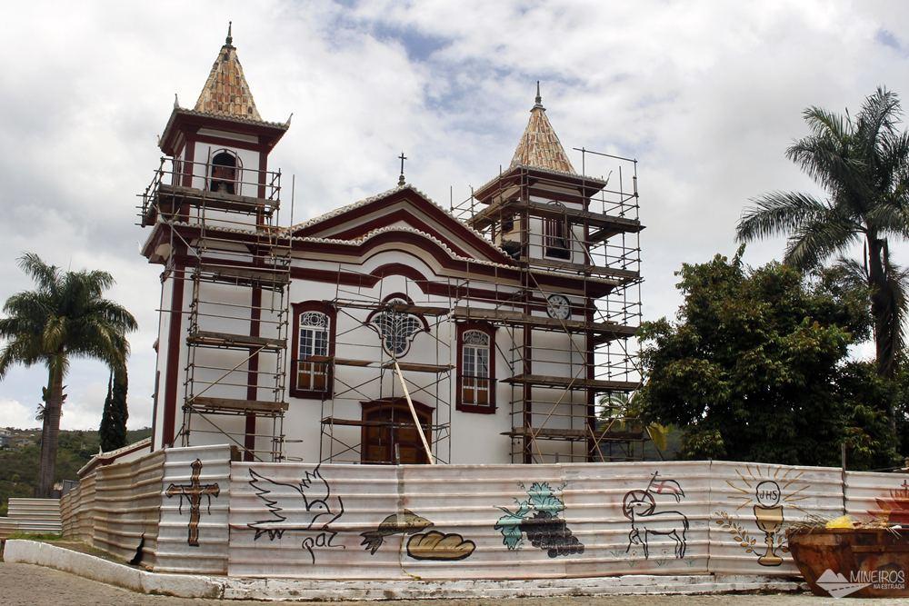 O que fazer em Conceição do Mato Dentro Igreja Matriz