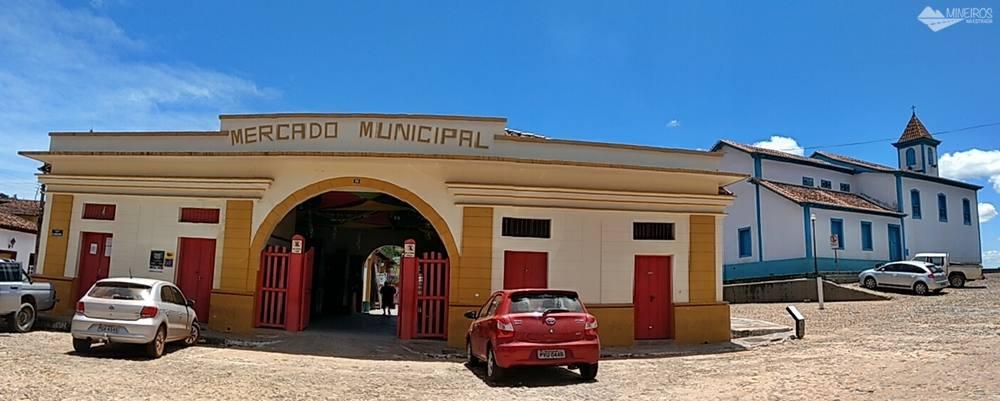 O que fazer em Conceição do Mato Dentro Mercado Municipal