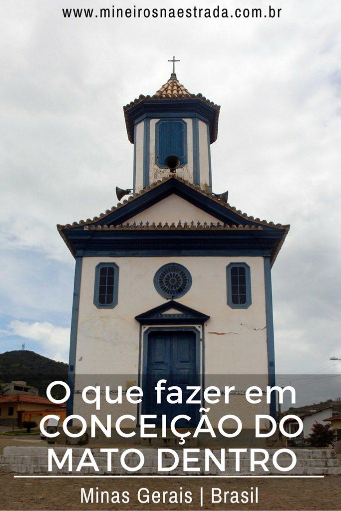 Conceição do Mato Dentro é a cidade da Cachoeira do Tabuleiro, a mais alta de MG. Veja como chegar, o que fazer e onde ficar na cidade.