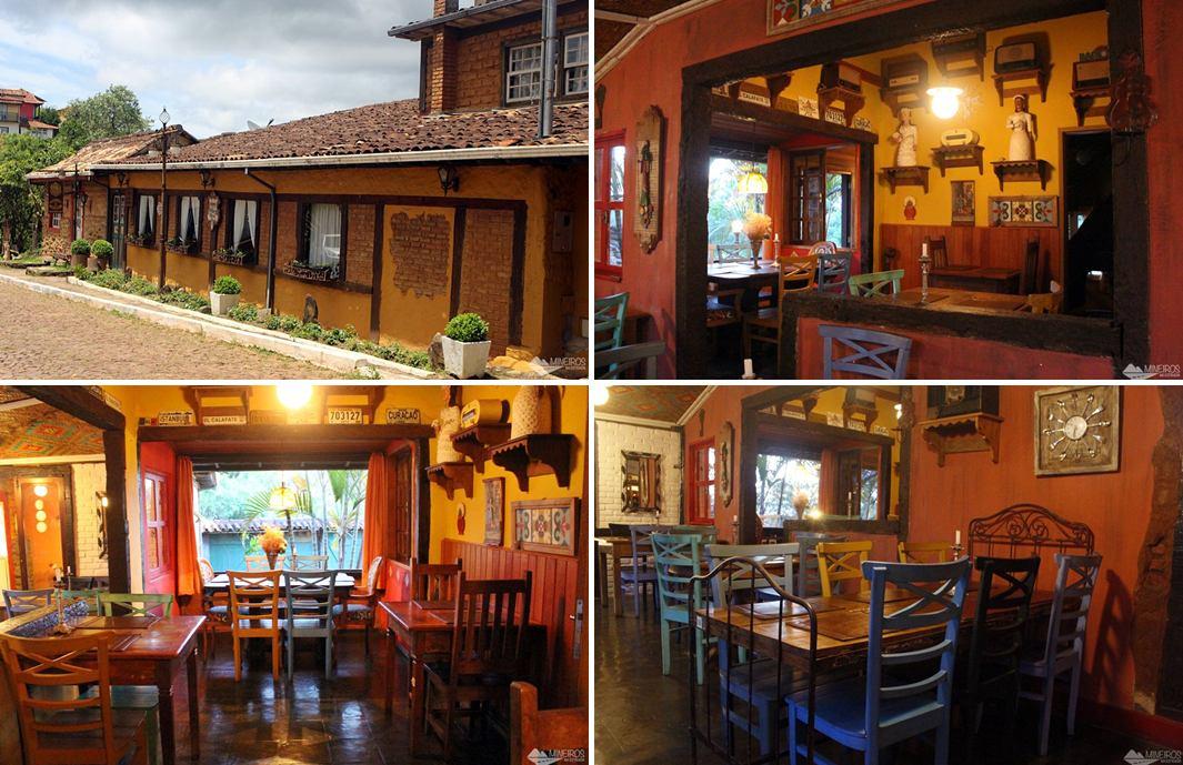 Onde comer em Lavras Novas - Casa do Fondue