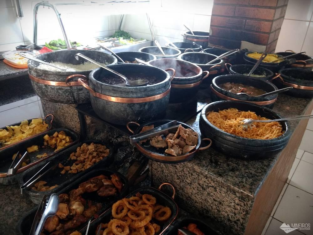 Onde comer em Lavras Novas - Serra do Luar