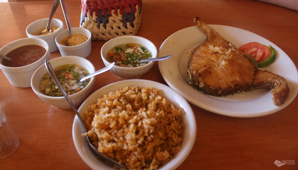 Onde comer em Atins - Restaurante do Rico