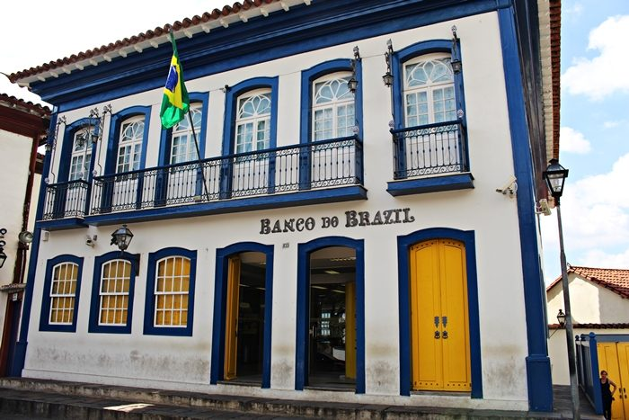 Banco do Brasil Diamantina