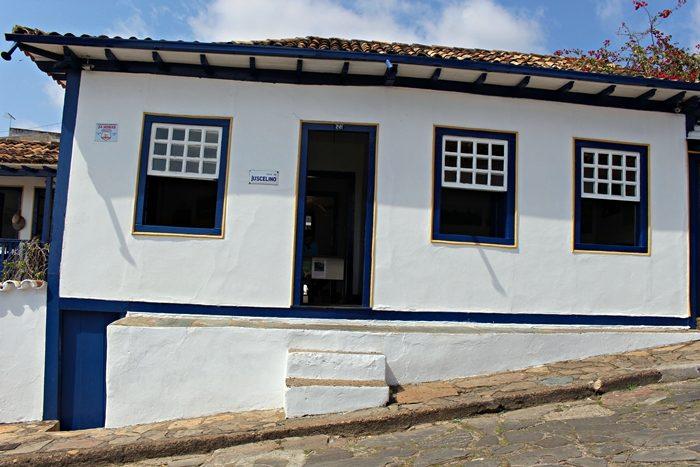 Casa de Juscelino Diamantina