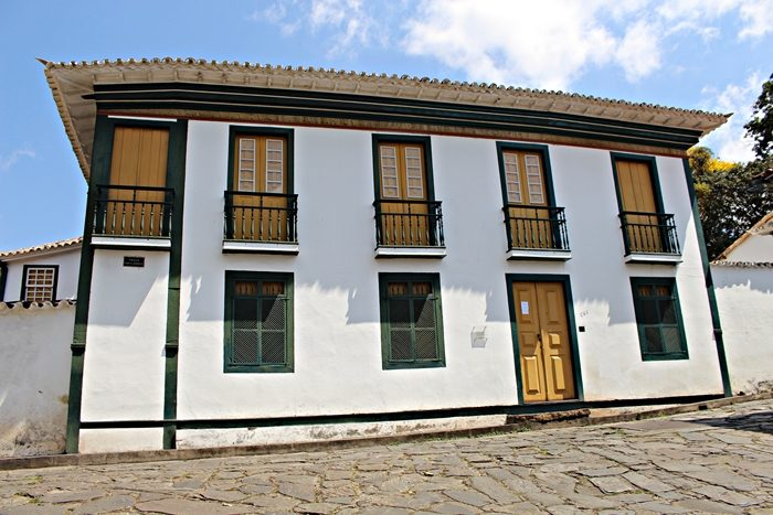 Casa de Chica da Silva, Diamantina