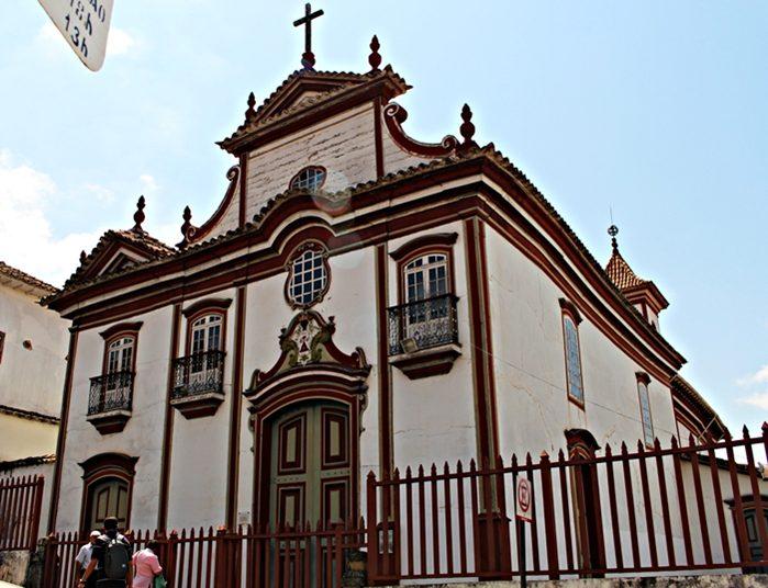 Igreja Nossa Senhora do Carmo Diamantina