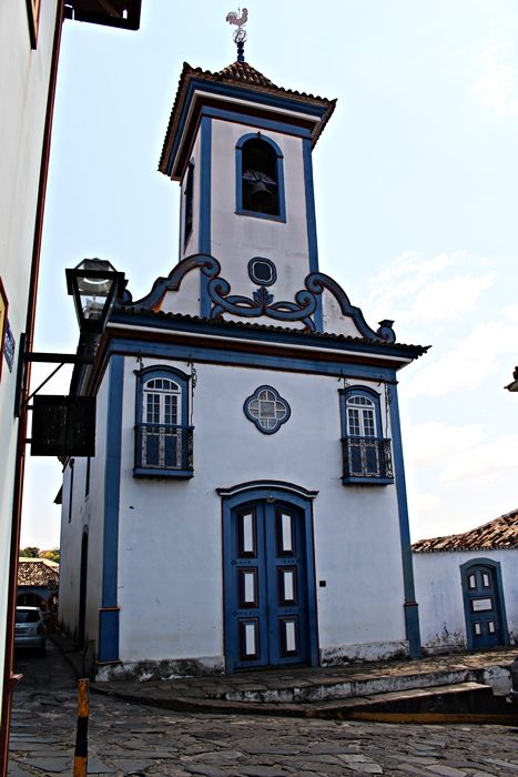 Capela do Amparo Diamantina