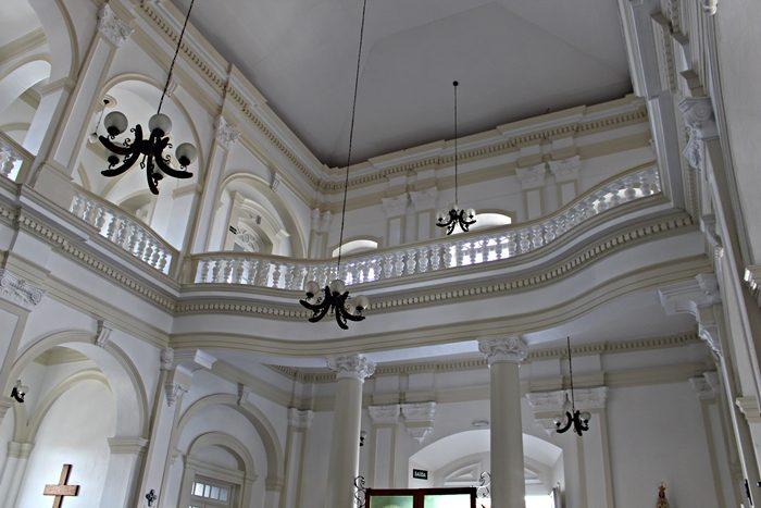 Interior da Catedral de Diamantina