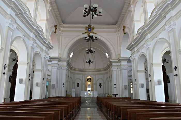 Interior da Catedral de Diamantina