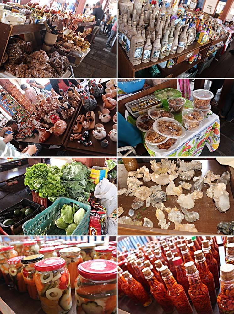 produtos vendidos no mercado dos tropeiros
