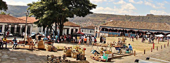 Mercado dos Tropeiros Diamantina