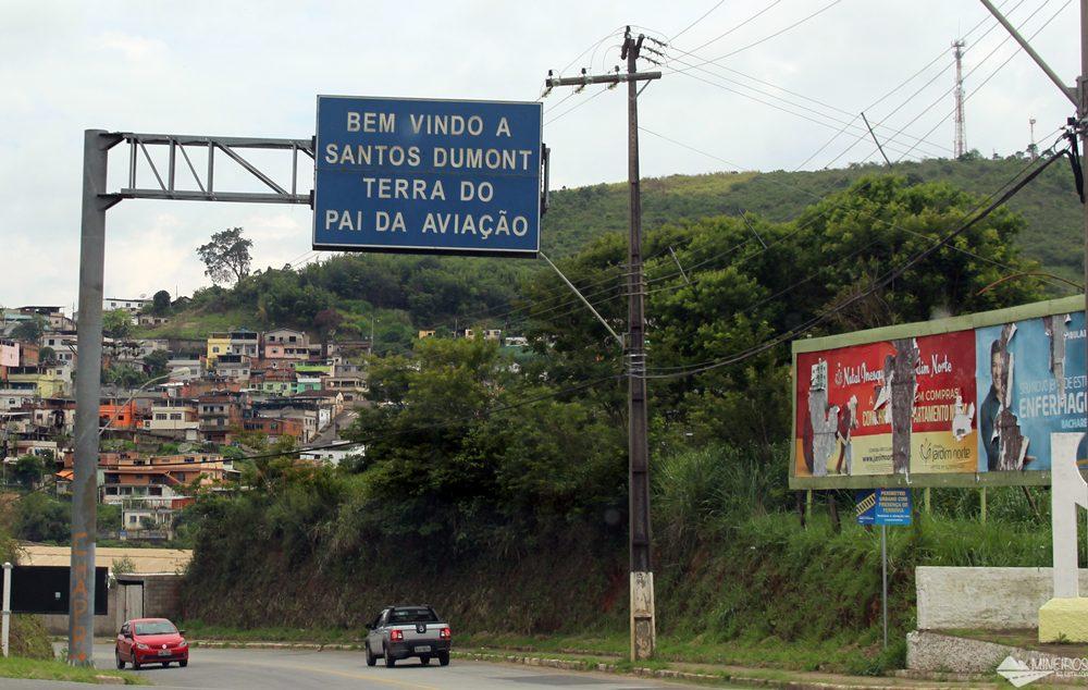 Santos Dumont MG