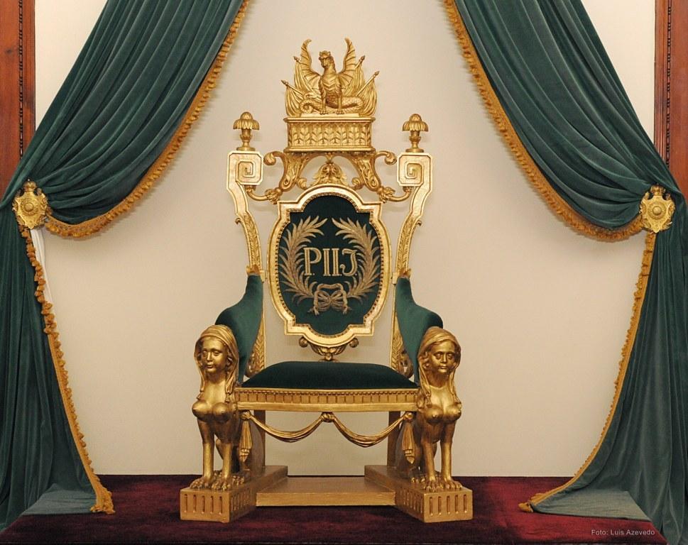 Trono de Dom Pedro II