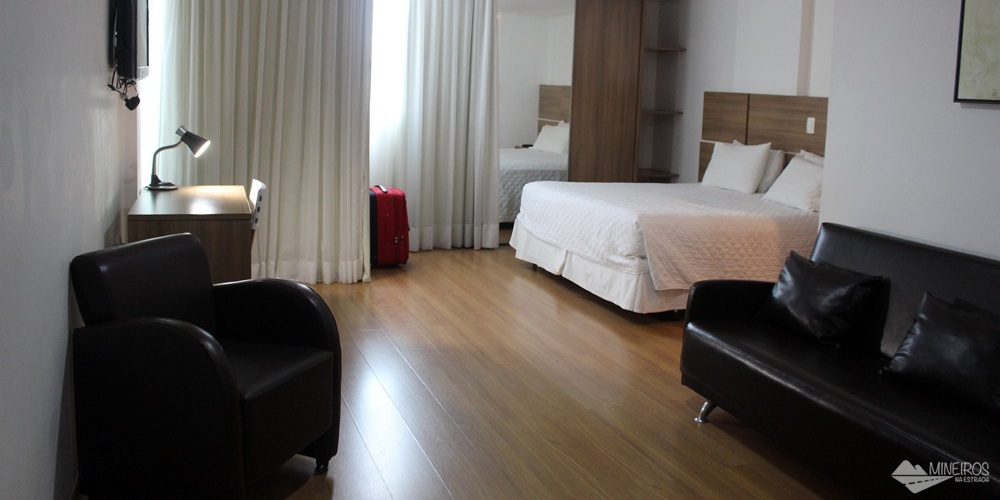 Onde ficar em Juiz de Fora: Hotel Victory Suítes