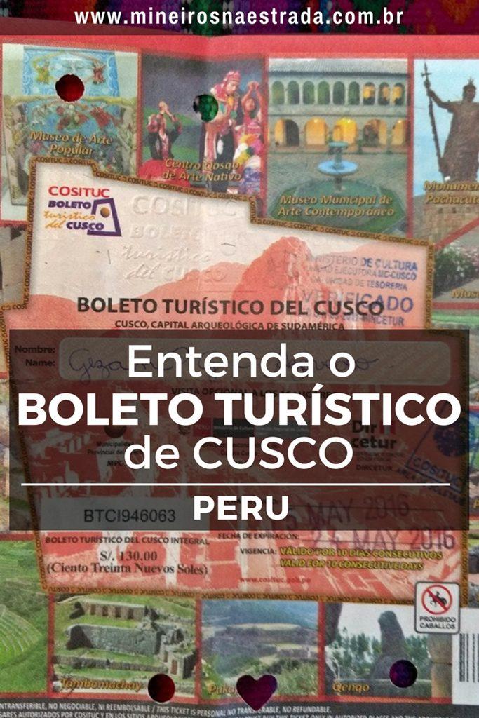 Entenda o que o é o boleto turístico de Cusco: quanto custa, onde comprar, quais os tipos e a quais atrações dá acesso.