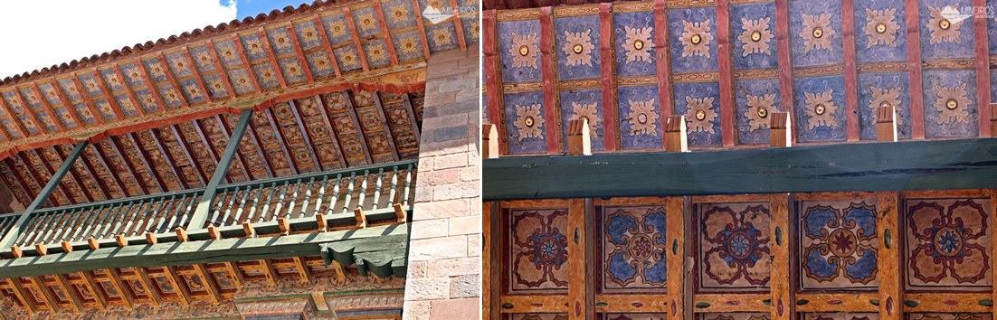 andahuaylillas peru rota do barroco andino