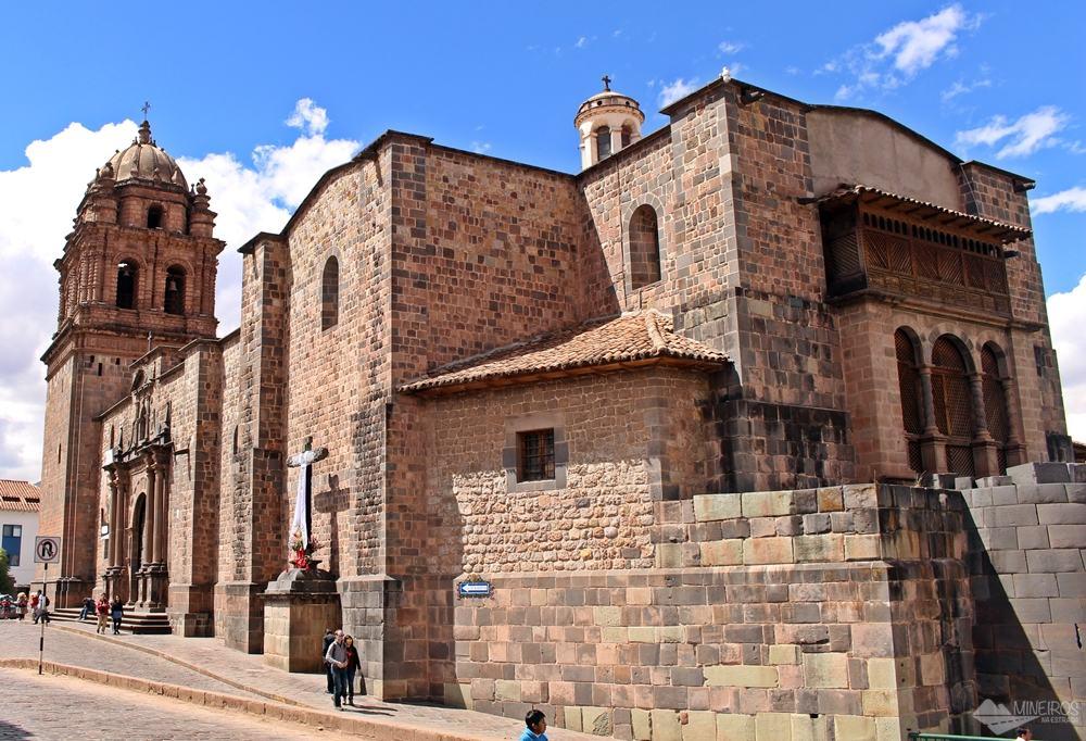 Qorikancha Cusco Peru