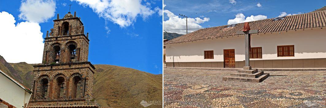 igreja huaro peru rota do barroco andino