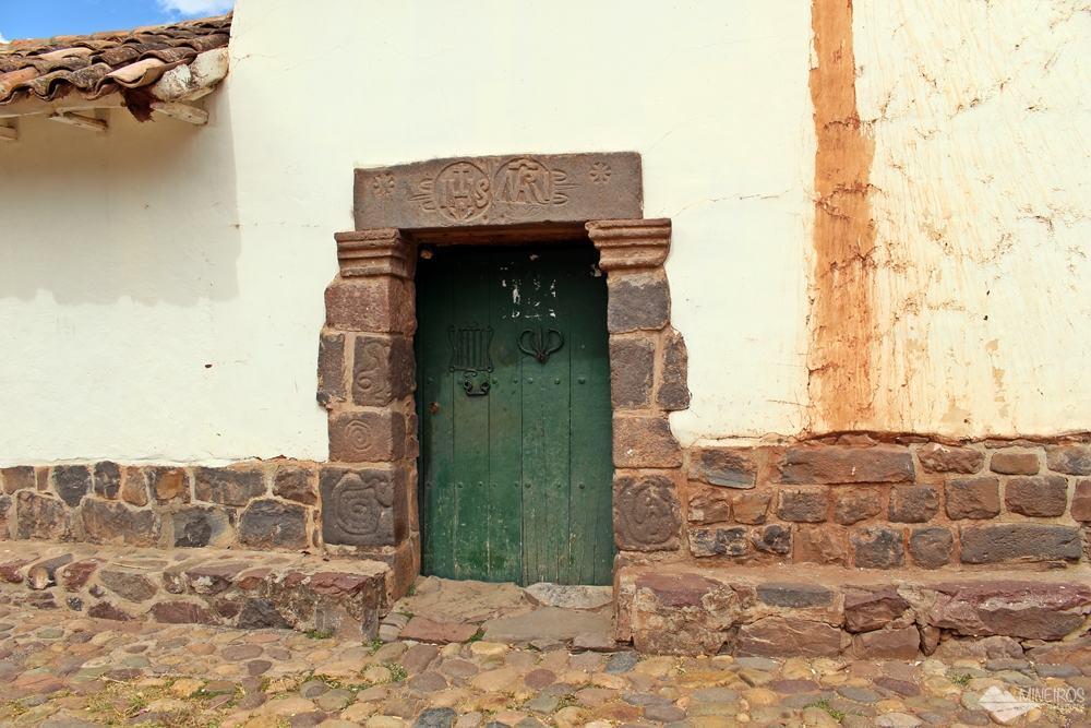 igreja urcos peru rota do barroco andino