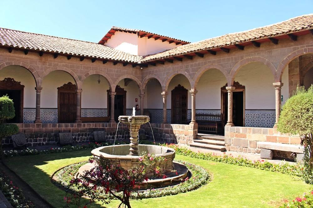 museu arzobispal cusco