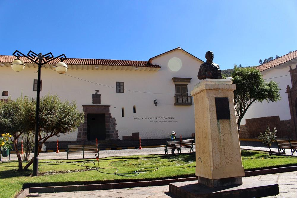 museu de arte precolombino cusco