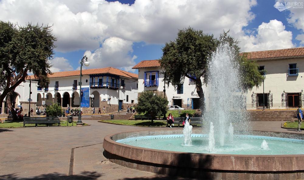 Plaza Regocijo, Cusco Peru