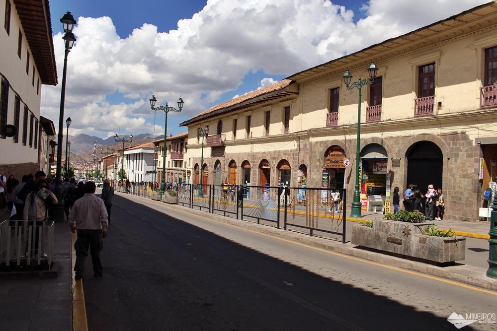 Avenida El Sol Cusco Peru