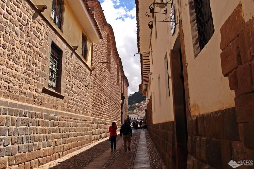 Ruela em Cusco Peru