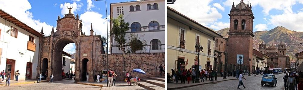 Bairro San Pedro Cusco