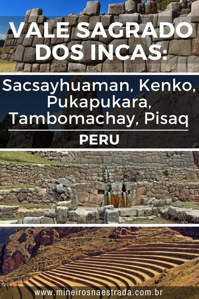 Como foi nosso 3º dia de viagem no Peru. Contratamos guia e visitamos Qorikancha e parte do Vale Sagrado: Sacsayhuaman, Qenqo, Pukapukara, Tambomachay, Pisaq.